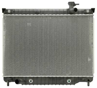 Prime Choice Auto Parts RK959 New Aluminum Radiator