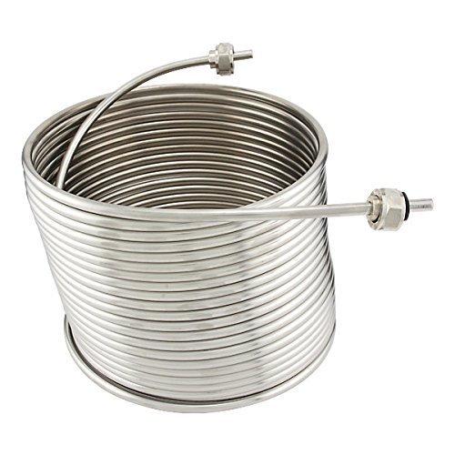 Stainless Steel Coil for Jockey Box - 50' Length