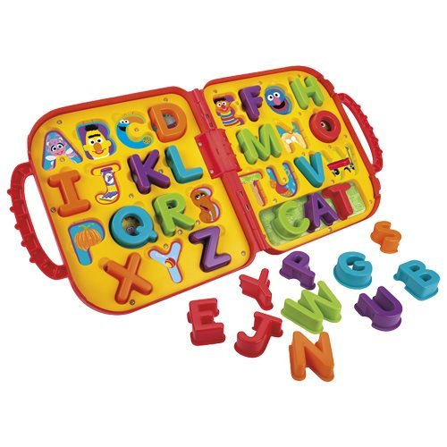 (Sesame Street Elmo's On the Go Letters)