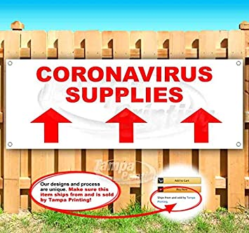Virus Supplies Up Arrow 13 oz Heavy Duty Vinyl Banner Sign with Metal Grommets Many Sizes Available Advertising Flag, New Store