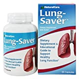 Natural Care Lung-Saver 60 Capsules
