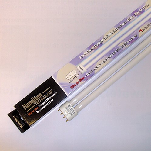 Linear Pin Aquarium Lamp (Linear Pin 55W/65W Compact Fluorescent Bulb)