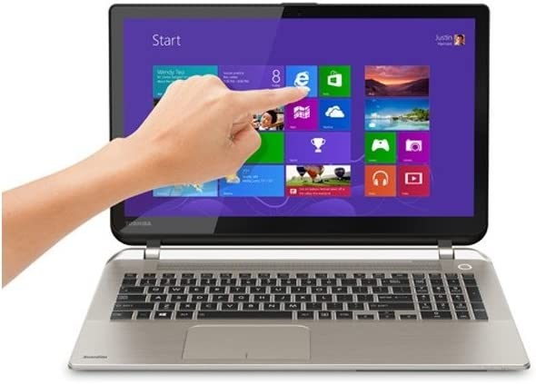 "Toshiba Satellite S55T-B5273NR 15.6"" Touch Screen Laptop - Intel Core i7-4710HQ PRocessor, 8GB Memory, 1TB Hard Drive, Webcam, Windows 8.1"