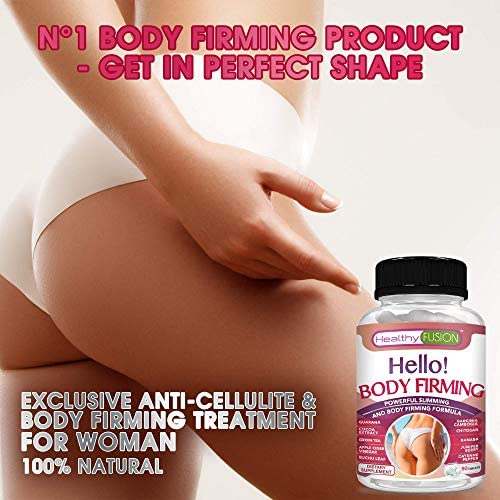 The Anti-Cellulite Revolution – Powerful Anti-Cellulite and Slimming Agent - Eliminates and Prevents Orange Peel Skin - The Most Powerful Formula - Get Rid of Cellulite Once and for All! - 90 Capsules 7