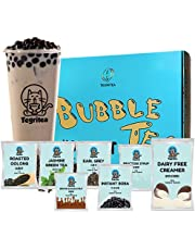 Best Bubble Tea Home Kit DIY   Real Tea   Ready in 10 Minutes   30 Seconds Boba  Tegritea