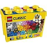LEGO Classic - Set Caja de ladrillos creativos grande , multicolor (10698)