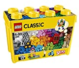 Lego Large Creative Brick Box, Multi Color