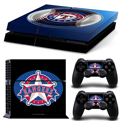 GoldenDeal PS4 Console and DualShock 4 Controller Skin Set - MLB - PlayStation 4 Vinyl