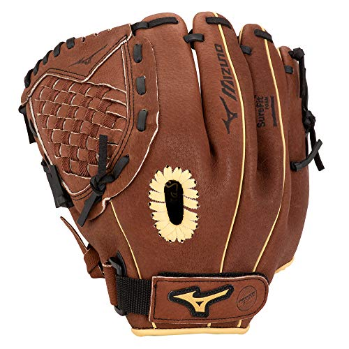 11.5 Left Hand Throw - Mizuno GPP1150Y3 Prospect Series PowerClose Baseball Gloves, 11.5