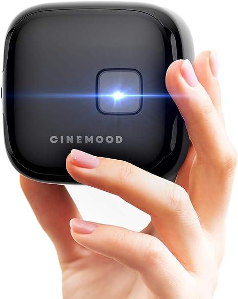 CINEMOOD 360 - Primer proyector portátil Interactivo de 360° con ...