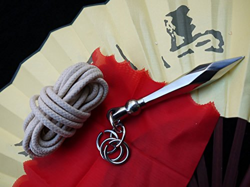 Lin creative Rope Dart,Stainless Steel,Chinese Martial Arts Equipment Distribution,kung fu