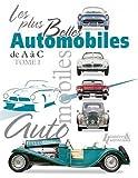 Les plus belles automobiles (tome 1)