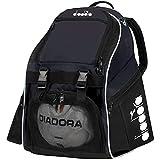 Diadora Squadra II Soccer Backpack, Black