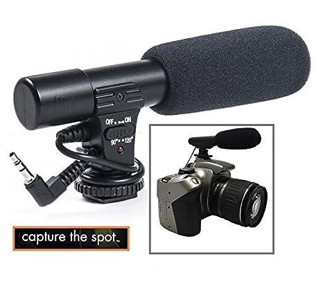 Amazon com : Mini Professional Condenser Microphone for
