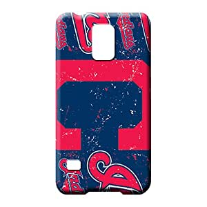 samsung galaxy s5 Heavy-duty PC Protective Beautiful Piece Of Nature Cases mobile phone covers cleveland indians mlb baseball