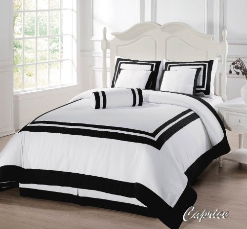 Black And White Bedding Is Fun And Fabulous Webnuggetz Com
