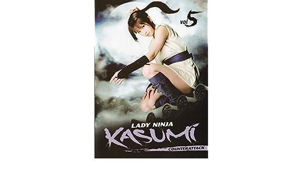 Lady Ninja Kasumi 5: Counter Attack Reino Unido DVD: Amazon ...
