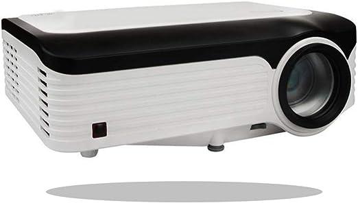 SHIYN Mini proyector, Full HD 1080P, proyector de Cine en casa ...