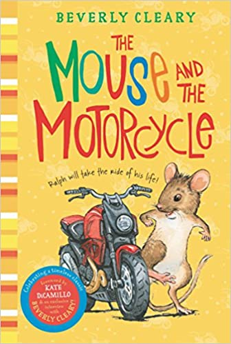Buy The Mouse and the Motorcycle