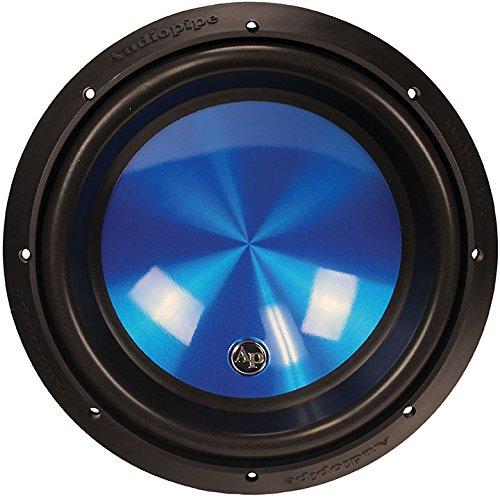 Audiopipe TXXAPC12BL 12 Woofer 1600w Max 4 Ohm Dvc