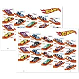 2018 Hot Wheels Forever Stamps by USPS (2 Sheets of 20)