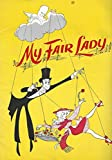 img - for My Fair Lady Program ( Brian Aherne & Anne Rogers ) book / textbook / text book