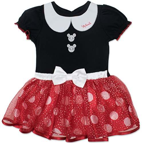 Disney Minnie Mouse Toddler Girls' Costume Tutu Dress