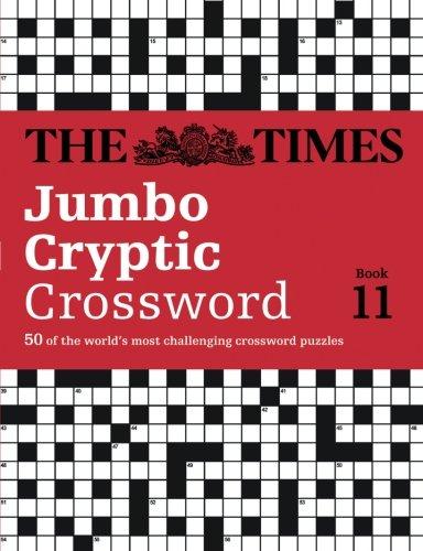 Times Jumbo Cryptic Crossword 11