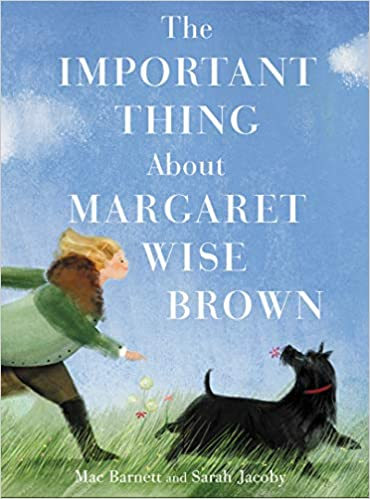 Image result for important thing about margaret wise brown amazon