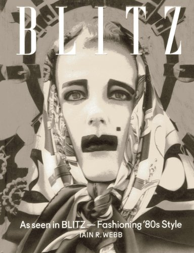As Seen in BLITZ: Fashioning '80s -