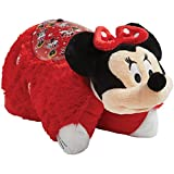 Pillow Pets Disney Rockin The Dots Minnie Mouse Sleeptime Lites - Rockin The Dots Minnie Mouse Plush Night Light