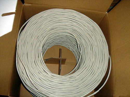 Best Videosecu Cameras - VideoSecu 500ft CAT5e Cable 4 Pair