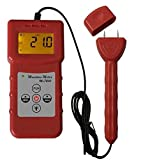 TOKY MS7200 Woodwork,Paper Making , Flakeboard, Furniture ,Building Moisture Meter0-80%