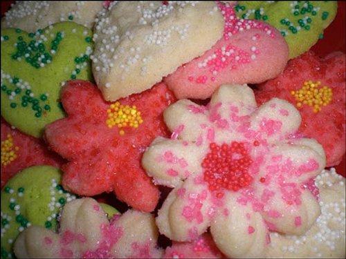 Wisconsinmade Butter - Spritz Almond Butter Cookies