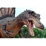Spinosaurus lebensgroß 490cm für draußen aus Hochwertiger Glasfaserkunststoff (GFK)