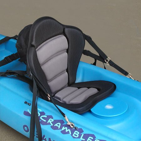 GTS Elite Molded Foam Kayak Seat With A Standard Pack