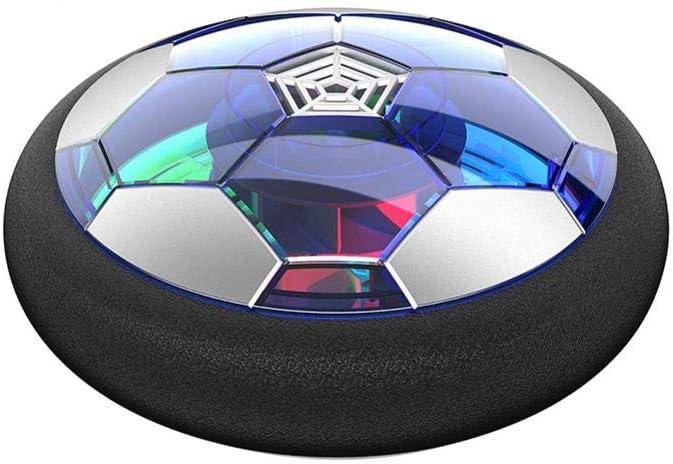 xiangpian183 Fútbol de Vuelo LED para Juguetes para niños: balón ...