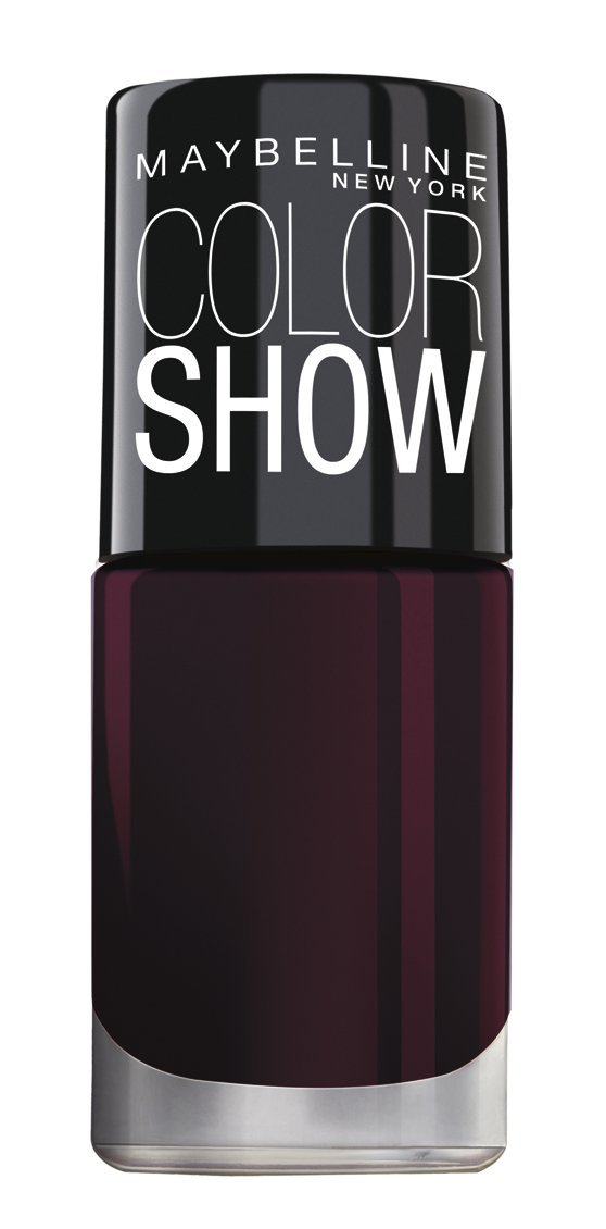 Buy Maybelline Color Show Bright Sparks, Molten Maroon 702, 6ml ...