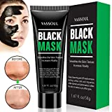 Vassoul Blackhead Remover Mask, Deep Pore Cleansing for Face Nose Acne Treatment Oil Control (50g)