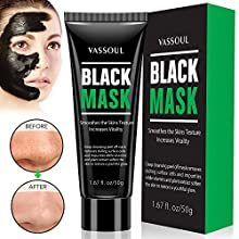 CONCERNS: Enlarged pore, Blackheads, Anti-aging, Fine lines and blemishes, Oily skin, Strawberry nose.Effect: Absorbent pores of blackheads and stubborn dirt, shrink pores, regulate oil secretion. How to use: Step 1 : Wash your face with warm...