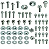 Specbolt Fasteners 64pc OE Spec Motorcycle Plastics Fender Seat Fork Guard Radiadiator Shroud Body Bolt Kit for Suzuki RM RMZ RM60 RM65 RM80 RM85 RM100 RM125 RM250 RMZ250 RMZ450