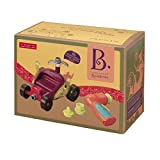 B. Toys Build-A-Ma-Jigs Roadster – 16-Piece Set – Teaches Beneficial Development Skills – Interchangeable with Other Build-A-Ma-Jig Sets – Ages 4 and Up