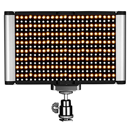 Neewer Dimmable Professional Photography 3200 5600K