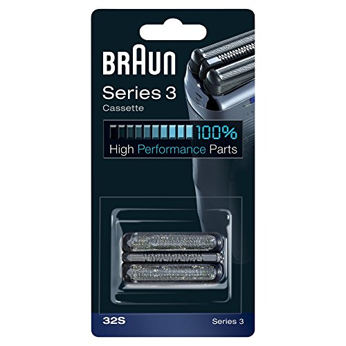 Braun 32S Replacement Foil Multi Silver BLS Cassette Review