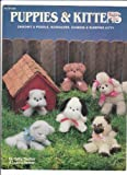 img - for Puppies & kittens: Crochet a poodle, schnauzer, Siamese & sleeping kitty book / textbook / text book