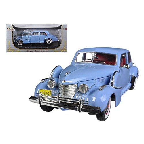 1940 Cadillac - Cadillac Fleetwood 60 Special (1940, 1:32 scale diecast model car, Black) 32361