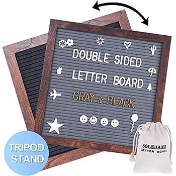 Felt Letter Board 12