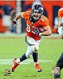 Wes Welker Denver Broncos 2013 NFL Action Photo 8x10 #3