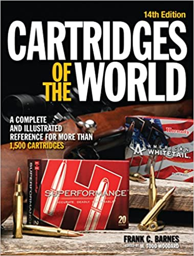 Cartridges of the world a complete and illustrated reference for cartridges of the world a complete and illustrated reference for over 1500 cartridges w todd woodard 9781440242656 amazon books fandeluxe Choice Image