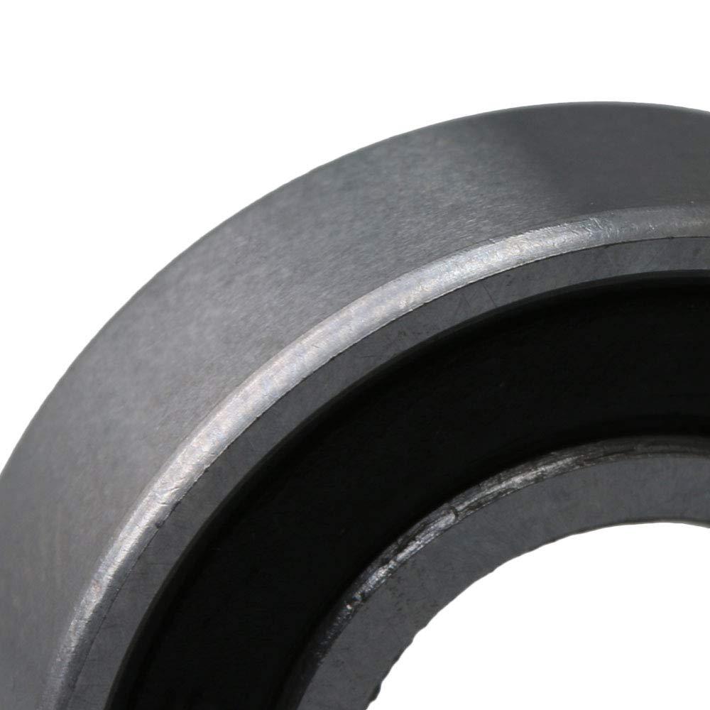 Mxfans6 x argento singola colonna sottile cuscinetto a sfera parete per motore parte 61900-2RS